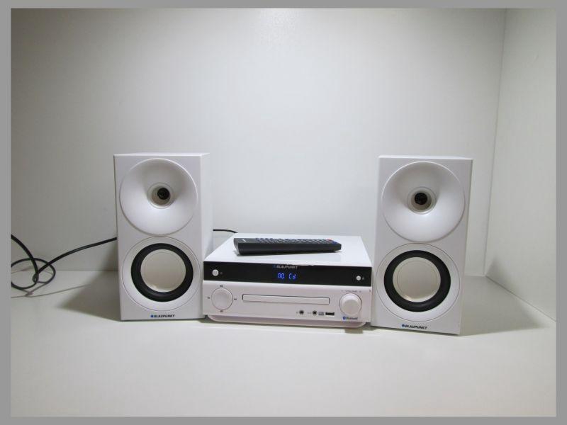 Музыкальный центр Blaupunkt MS30BT White