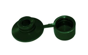 Puidukruvide katted  DIN571, rohelised