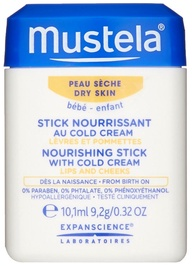 Mustela Dry Skin Nourishing Stick Cold Cream 10.1ml