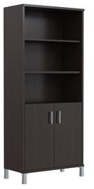 Skyland Born Office Cabinet B 430.2 90х45х205.4cm Dark Gray