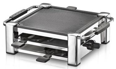 Rommelsbacher Raclette Grill RCC 1000 Chrome