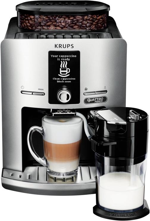 Kavos aparatas Krups Quattro Force EA82FE