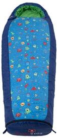 Gruezi Bag 6051 Monster Kids Grow Sleeping Bag Right Zipper