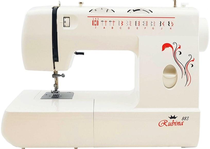 Rubina Sewing Machine 883