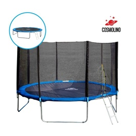 Batuts Trampoline With Safety Net 4.04m 13FT