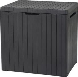Keter City Storage Box Grey 113l