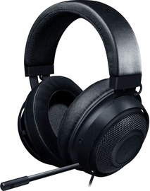 Ausinės Razer Kraken Over-Ear Gaming Headset Black