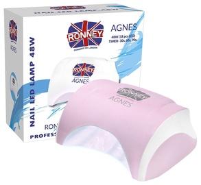 Ronney Agnes PRO GY-LED-032 48W Nail LED Lamp Pink