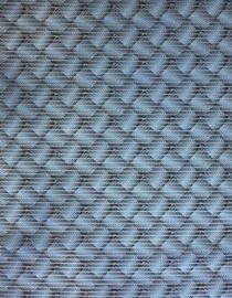 Sauber Rattan Anti-Slip Mat Grey