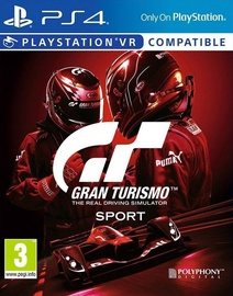 Игра для PlayStation 4 (PS4) Gran Turismo Sport Spec II PS4