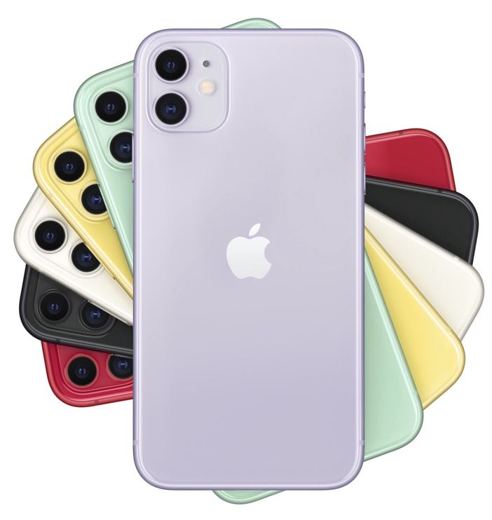 Mobilus telefonas Apple iPhone 11 64GB Purple
