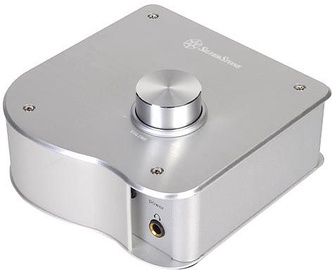 Silverstone Ensemble EB03 Headphone Amplifier Silver