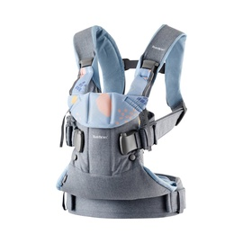 BabyBjorn Baby Carrier One Dove Blue/Confetti