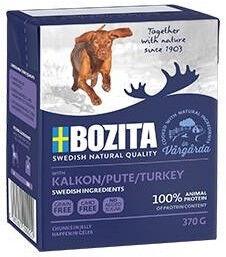 Bozita Chunks In Jelly Turkey 370g