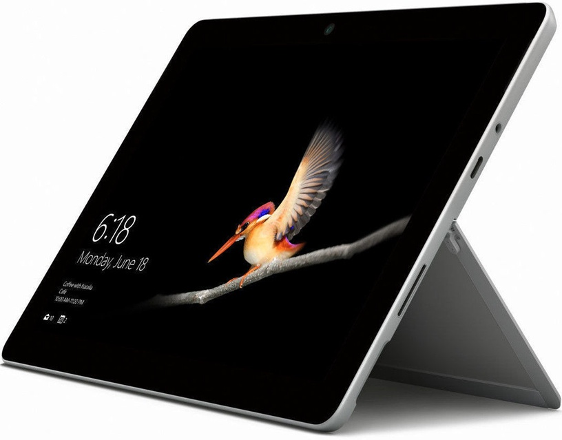 Microsoft Surface Go 64 GB incl. Surface Go Type Cover Burgundy & Office 365 Home