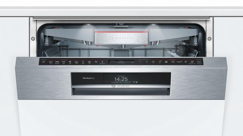 Įmontuojama indaplovė Bosch SMI88TS36E