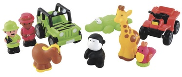 ELC Happy Land Safari Adventures Playset 134262