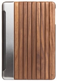 Woodcessories EcoGuard Case For Apple iPad Air 2 Walnut/Silver