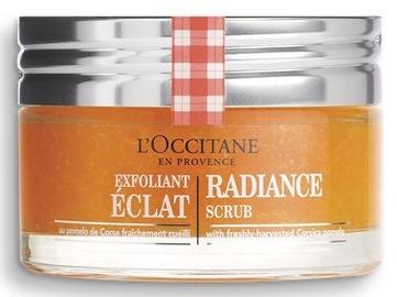 Sejas skrubis L´Occitane Radiance Scrub, 75 ml
