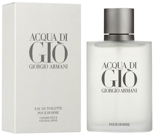 Tualetes ūdens Giorgio Armani Acqua di Gio Pour Homme 50ml EDT