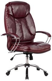 MN Office Chair Burgundy LK-11