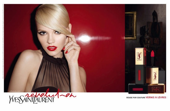 Yves Saint Laurent Rouge Pur Couture Glossy Stain 6ml 13