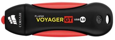 USB-накопитель Corsair Flash Voyager GT USB 3.0, черный/красный, 1 TB