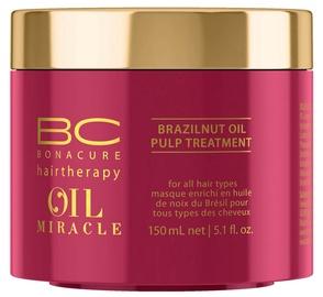 Kaukė plaukams Schwarzkopf BC Bonacure Oil Miracle Brazilnut Oil Pulp Treatment, 150 ml