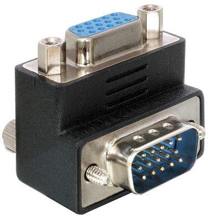 Delock Adapter VGA / VGA Black