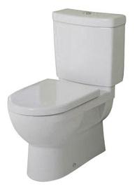 Tualetes poda vāks Jika Mio 37,8x44,8cm, balts