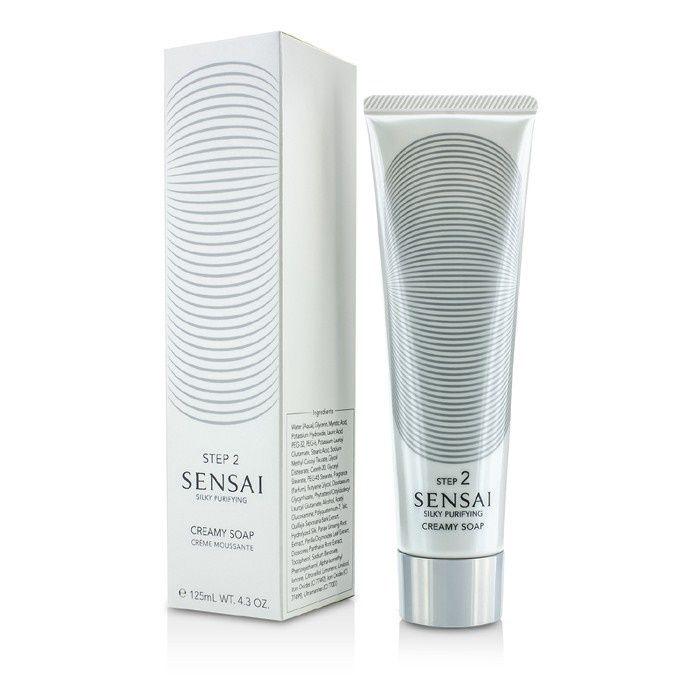 Sensai Silky Purifying Creamy Soap 125ml