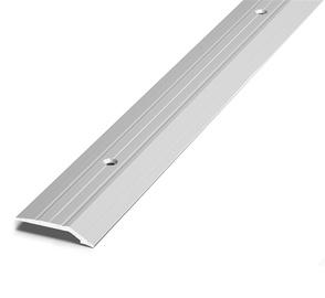 Katteliist, alumiinium, C1, 0,9 m, hõbe