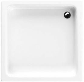 Schaedler Standard M 90x12/26x90 Shower Tray White