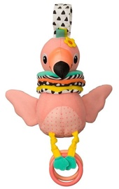 Infantino Hug & Tug Musical Flamingo