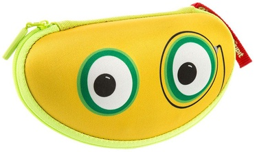ZIPIT Beast Box Glasses Case Yellow