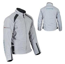 Aktivcentrs Nazran Lady Line BlkLilla Jacket 786-9025-C Gray XS