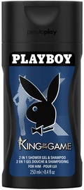 Playboy King of the Game 250ml Shower gel