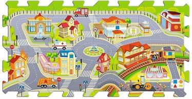 Dėlionė Trefl Floor Puzzle Fun City 60696