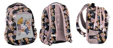 Kuprinė Paso Barbie Bird w/ Pencil Case & Shoe Bag Multicolor