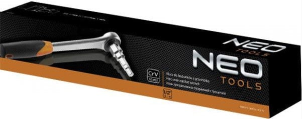 "NEO 02-060 Ratchet Handle 1/2"" 3/8"""