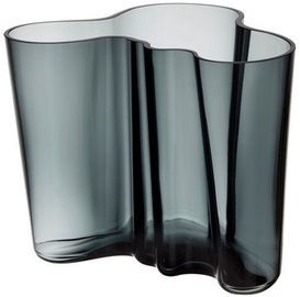 Iittala Aalto Vase 120mm Dark Grey