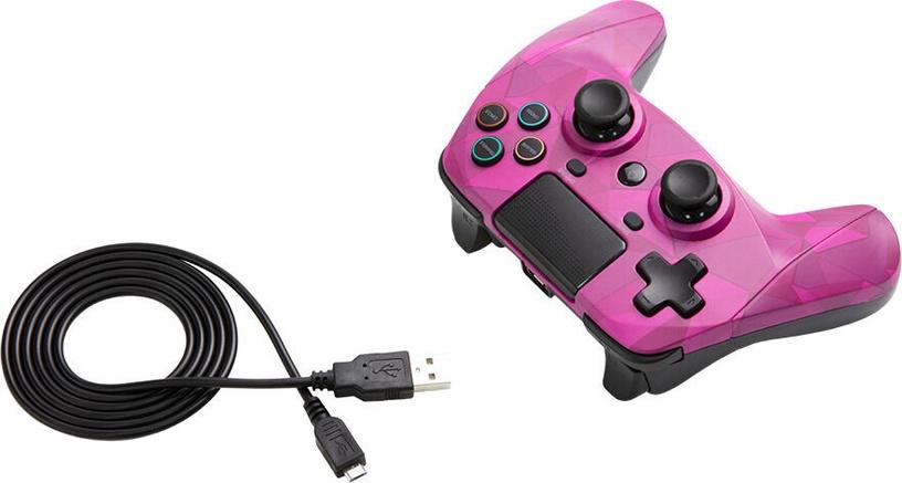 Игровой контроллер Snakebyte 4 S Wireless Gamepad Pink