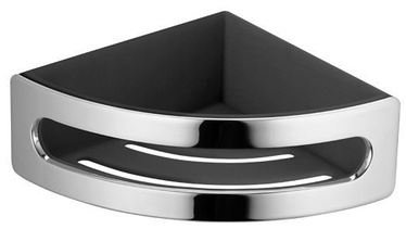 Keuco Elegance Corner Shelf 11657 Chrome/Anthracite