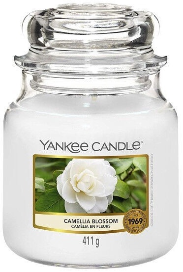 Yankee Candle Camellia Blossom 411g
