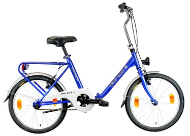 Dviratis Bottari Good Bike Genny Blue, 20""