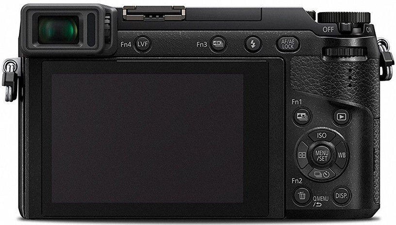 Panasonic Lumix DMC-GX80K 12-32mm Black