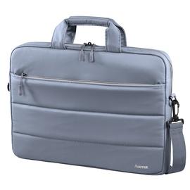 Сумка для ноутбука Hama Toronto, синий/серый, 15.6″