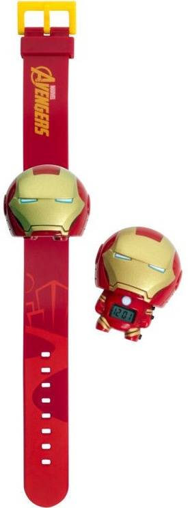 ClicTime Marvel Avengers Iron Man Watch 2021142