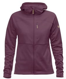 Fjall Raven Abisko Trail Fleece Jacket Plum XS