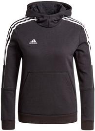 Adidas Tiro 21 Sweat Hoodie GM7326 Black 140 cm